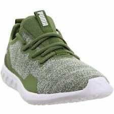 Puma carson 2 x knit  Casual Running  Shoes - Green - Mens