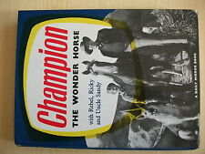 CHAMPION THE WONDER HORSE ANNUAL 1957