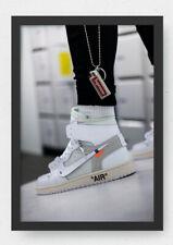 Supreme x Nike poster design