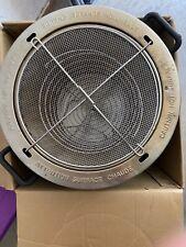 Oil Less Turkey Fryer Outdoor Infrared Propane Cooker Deep Stainless Steel Pot