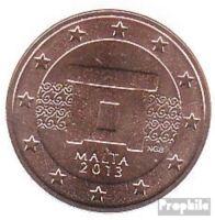 Malta M 2 2013 Stgl./unzirkuliert 2013 2 Cent Kursmünze