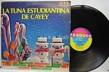 "la tuna estudiantina de cayey - Fragoso Records  LP 12"" (VG)"
