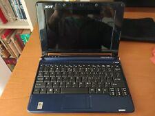 Acer Aspire One ZG5 - Netbook funzionante