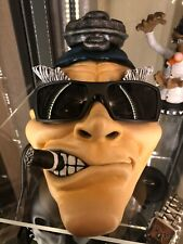Oakley custom mad scientist display head bob style