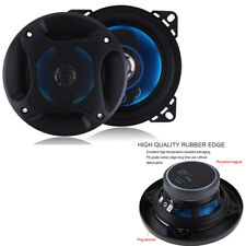 "4"" 12 V 90db 3 Way Car Coaxial Horn Audio Stereo Speaker Subwoofer HIFI Horn"
