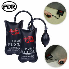 2× PDR Air Pump Wedge Inflatable Open Pry Shim Entry Car Window Door Hand Tools