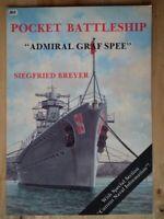 Pocket Battleship Admiral Graf Spee - Siegfried Breyer