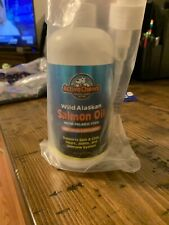 Active Chews Wild Alaskan Salmon Oil For Dogs