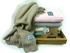 Babydecke Baby-Decke Kuscheldecke Schmusedecke 50% Bambus 50% Baumwolle PPWH