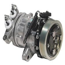 A/C Compressor and Clutch-New Compressor DENSO fits 02-05 Jeep Liberty 3.7L-V6