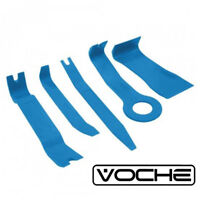 VOCHE® 5PC CAR BODY MOULDING DOOR TRIM CLIP REMOVER PANEL REMOVAL TOOLKIT TOOLS