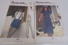 Teen Cut Vintage Sewing Patterns