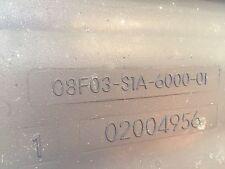 HONDA ACCESS ACCORD TYPE R CL1 REAR LOWER UNDER SPOILER LIP SPLITTER RARE NEW