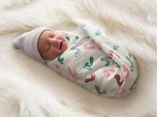 Swaddle Baby Hospital Receiving Blanket for Boy Girl Newborn babies