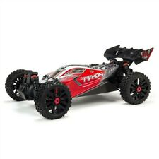 ARRMA 1/8 TYPHON 3S BLX 4WD Brushless Buggy with Spektrum RTR (Red) - ARA102722