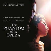 ANDREW LLOYD WEBBER - THE PHANTOM OF THE OPERA - OST  CD NEW!
