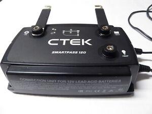 CTEK SMARTPASS 120A ON BOARD POWER MANAGEMENT
