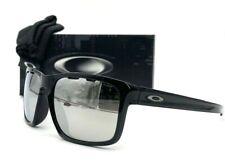 Oakley Sliver Vented (A) OO9269-12 Polished Black / Chrome Iridium 57mm Sunglass