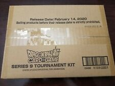 Dragon Ball Super Card Game Series 9 Tournament Kit Sealed!
