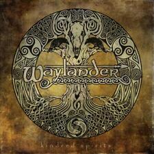Waylander-Kindred Spirit CD Nouveau neuf dans sa boîte