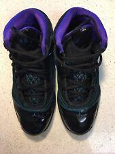 77c9184871f3fe Limited Edition Air Jordan 16.5 – Black – Purple – Aquatone Best Price!