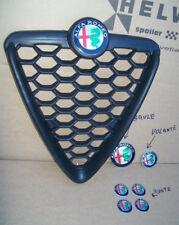 Mascherina Scudo Griglia Alfa Romeo Giulietta 2016 con 7 fregi CLASSIC (aperta)