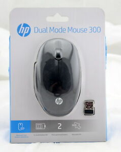 HP Dual Mode Mouse 300 - BRAND NEW SEALED
