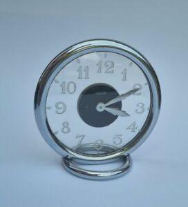 Jaeger LeCoultre Art Deco 8 Day clock rare model
