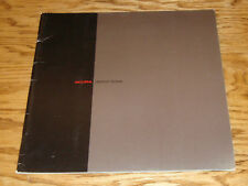 Original 1991 Acura Legend Sedan Deluxe Sales Brochure 91