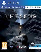 Theseus VR PSVR PS4 * NEW SEALED PAL *