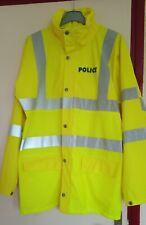 Tenue (veste/pantalon) pluie POLICE,haute visibilité,SEALTEX marque PORTWEST, S