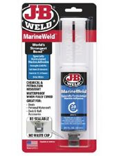 J-B Weld 50172- Marine Weld Syringe 2 Part Epoxy Marine Glue - Tracked 48 Post