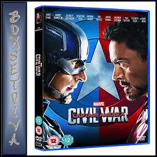 CAPTAIN AMERICA - CIVIL WAR  *BRAND NEW DVD**