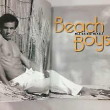 Beach Boys Mantle Gmunder Male Nude Homoerotic Art Photography Gay Interest LGBT