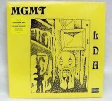 "NEW & Sealed MGMT ""Little Dark Age"" 2-LP 180-GM Vinyl Record Set (C-200508)+DWNL"