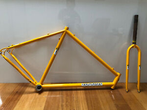 Independent fabrications gravel / cx frame, XL (indy fab) with King Headset