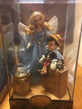 2017 D23 DISNEY EXPO EXCLUSIVE PINOCCHIO AND THE BLUE FAIRY DESIGNER DOLL #427