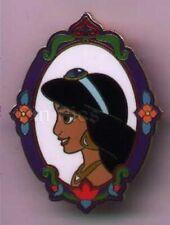 Jasmine LED 500  Authentic Disney Auction Pin  on card