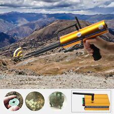 AKS Long Range Gold Metal Detector Gems Diamond Finder 6 Antennas Handheld pan