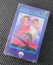 Star Trek IV The Voyage Home Beta Betamax Not VHS Nimoy Shatner 1986
