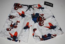HURLEY Boys  Surf / Board Shorts Sz 16 NWT