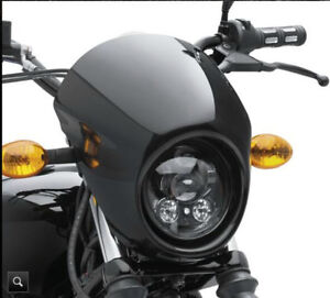 """5.75"""" LED Daymaker Headlight for Indian Scout & Indian Bobber Motorcycles"""