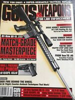 Guns And Weapons For Law Enforcement, April 2004, Match Grade Masterpiece