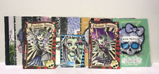 12 Monster High Doll Booklet Diary Journals - Also Includes 3 Cards