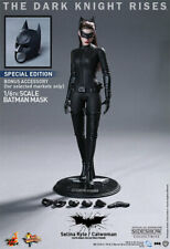 SIDESHOW EXCLUSIVE Hot Toys MMS188 Batman TDKR Catwoman 1/6 Selina Kyle MIB NEW