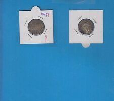 Gertbrolen 1 FRANC Argent Type Semeuse 1919   Exemplaire Numéro 4