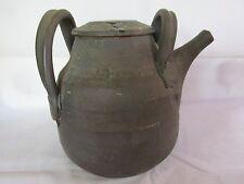 Rare Milton Moon Teapot Australian Pottery Aus Pottery