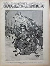L'ILLUSTRE DU SOLEIL DU DIMANCHE 1895 N 49 LE 25 ème ANNIVERSAIRE DE LOIGNY