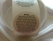 Candles making, 3cm x 50 general warning (sticker's) labels. Free postage.