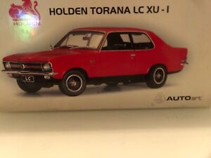 autoart 1/18Toran LC Xu-1